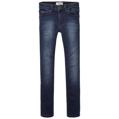 Tommy Hilfiger Jeans »SCANTON SLIM BBST« in Blue Black Stretch