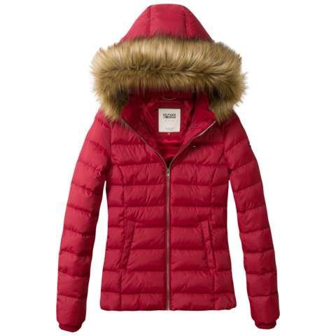 tommy hilfiger jacke thdw basic down jacket 2 otto. Black Bedroom Furniture Sets. Home Design Ideas