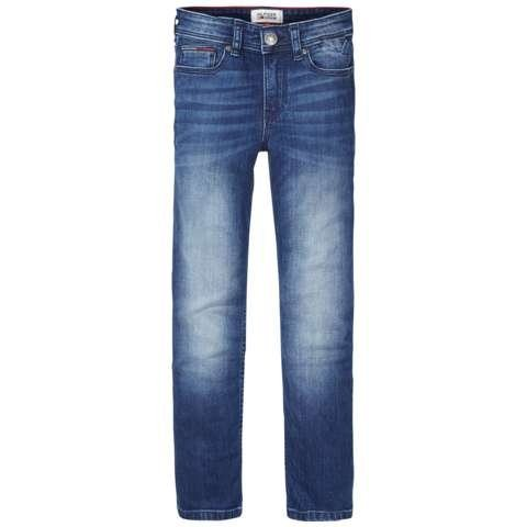 Tommy Hilfiger Jeans »CLYDE STRAIGHT VLW« in Vermont Light Wash