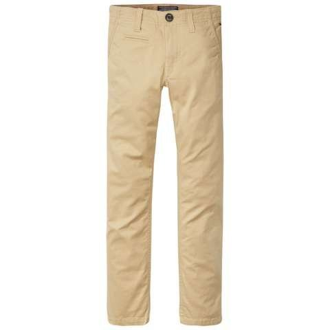 Tommy Hilfiger Hose »DENTON CHINO FST« in Curds & Whey