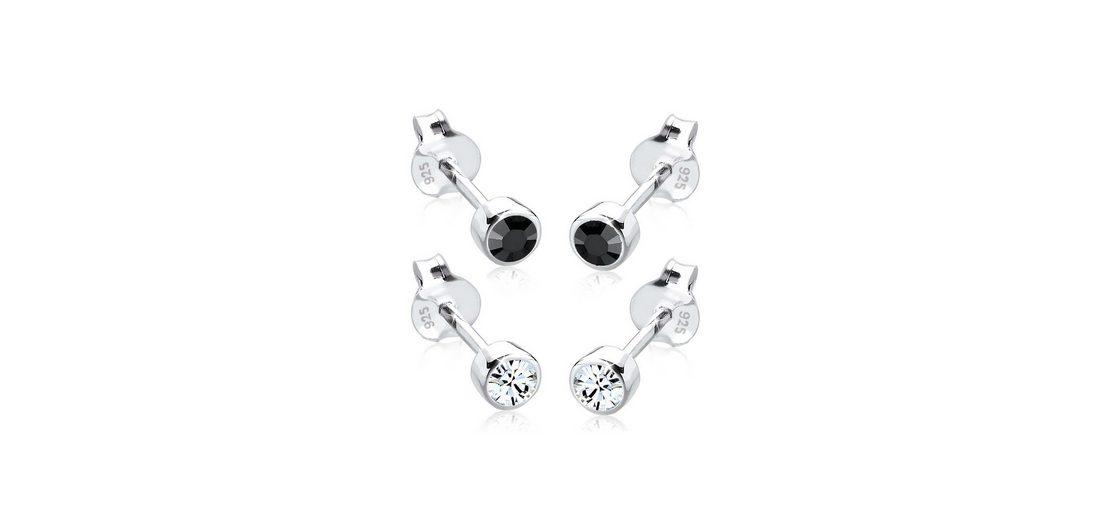 Elli Ohrringe »Swarovski Kristalle«
