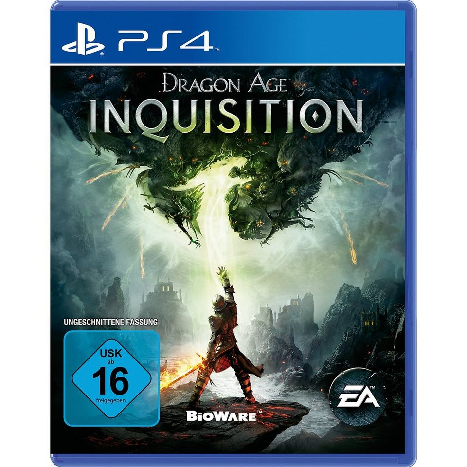 ak tronic PS4 Dragon Age: Inquisition