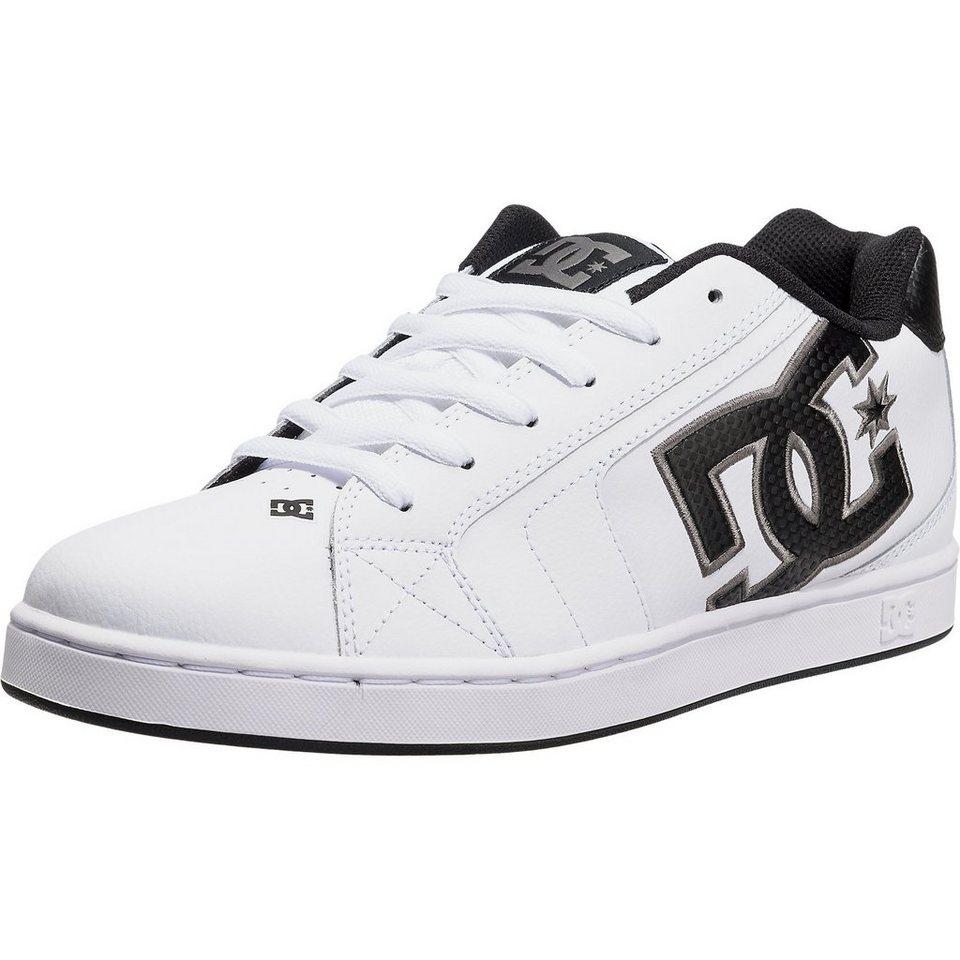 DC Shoes Net Sneakers in weiß-kombi