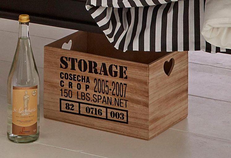 Zeller Aufbewahrungskiste »Storage«