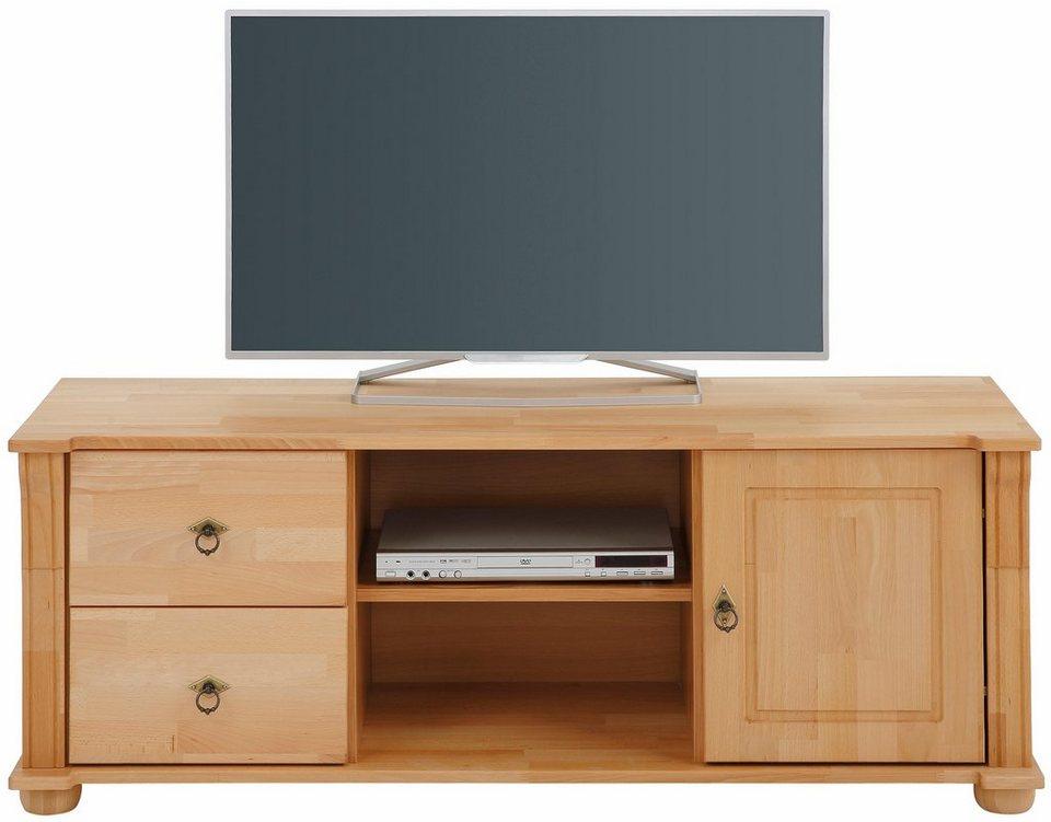 Home affaire Lowboard »Tessin«, Breite 135 cm in kernbuche