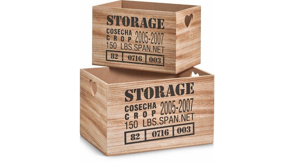Home affaire Aufbewahrungskiste »Storage«