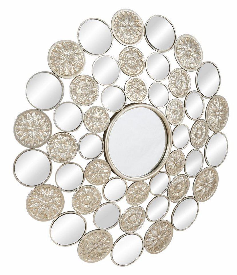 home affaire wanddekoration spiegel kaufen otto. Black Bedroom Furniture Sets. Home Design Ideas