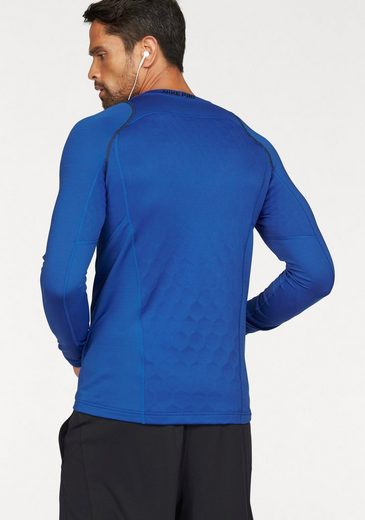 Nike Funktionsshirt PRO HYPERWARM TOP LONGSLEEVE FITTED