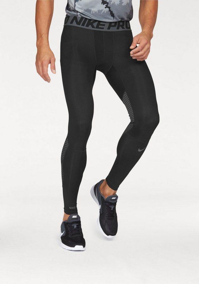 Nike Funktionstights »TIGHT« in schwarz