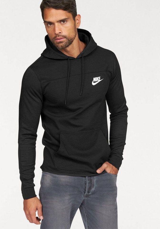 Nike Kapuzensweatshirt »NSW HOODIE POPOVER FLEECE« in schwarz