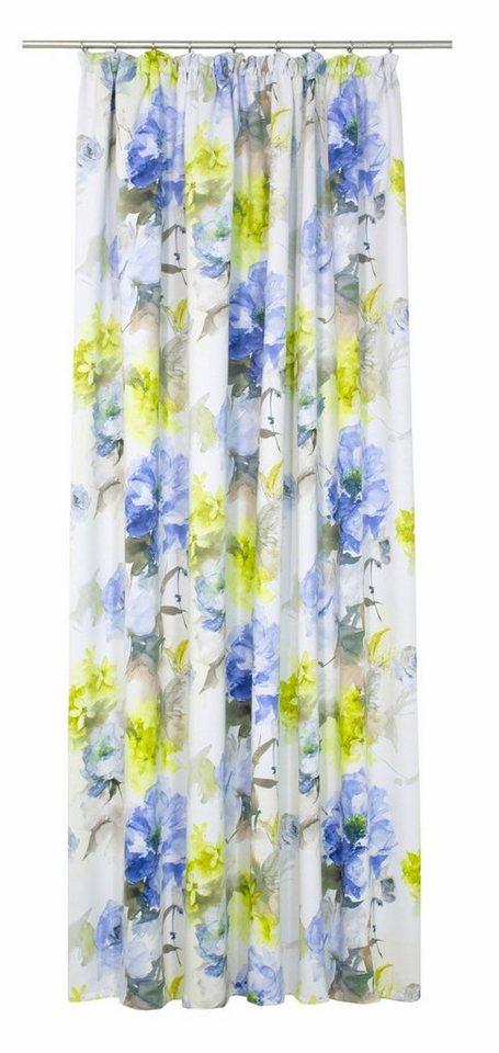 Vorhang, WIRTH, »Molinella« (1 Stück) in blau