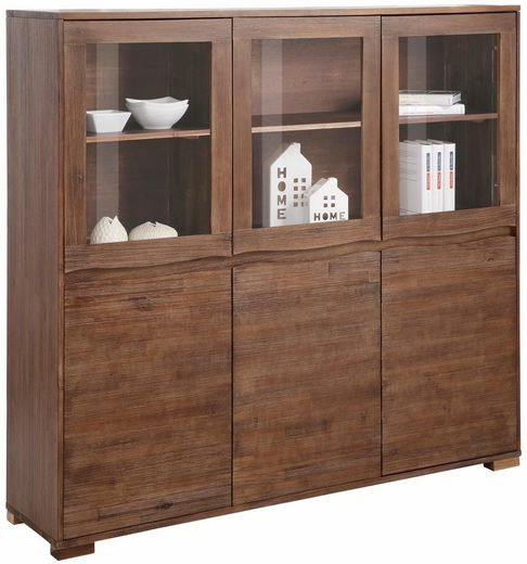 Home affaire Highboard »Wave«, Breite 150 cm