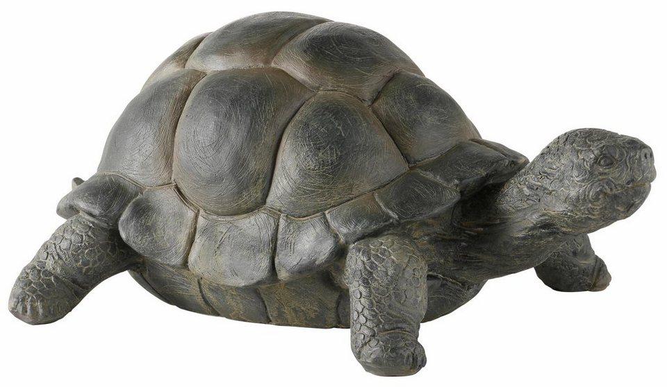 Home affaire Dekofigur Schildkröte in grau