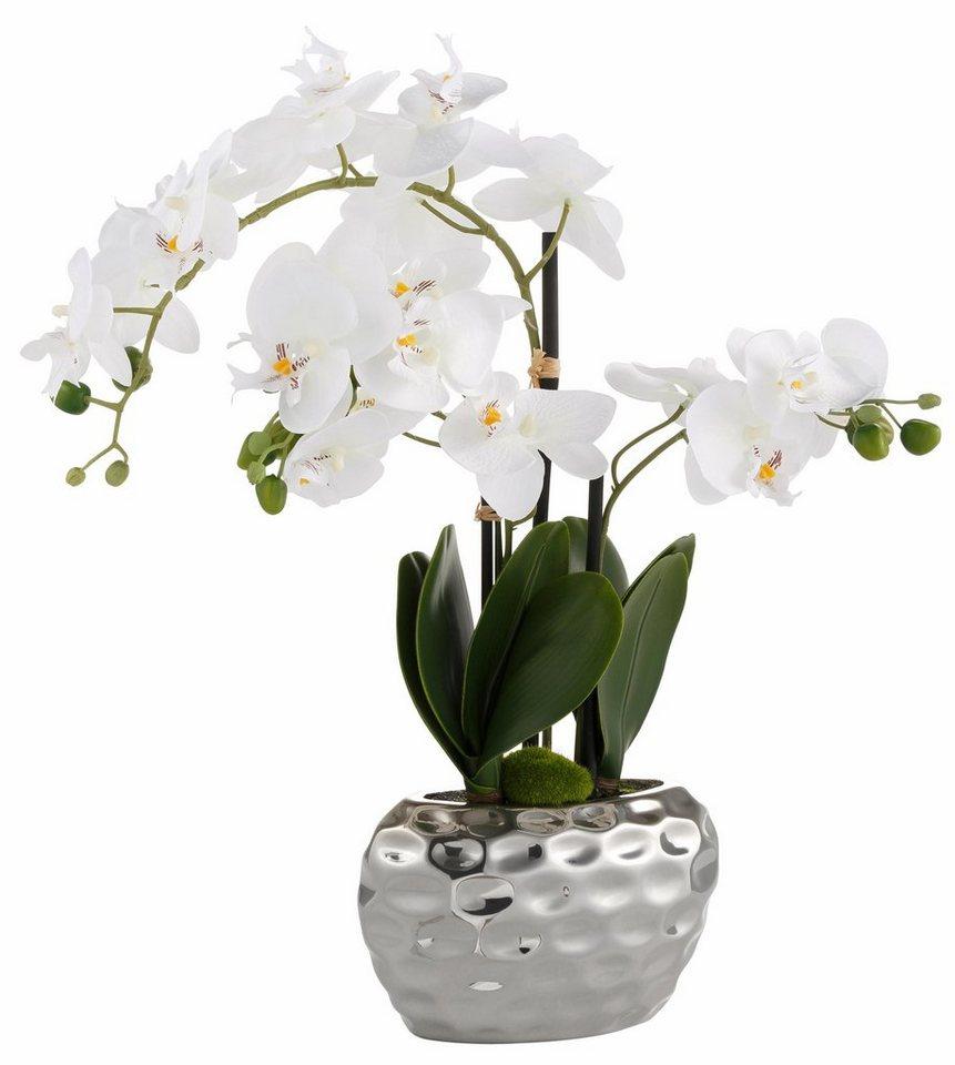 home affaire kunstblume orchidee 55 cm kaufen otto. Black Bedroom Furniture Sets. Home Design Ideas