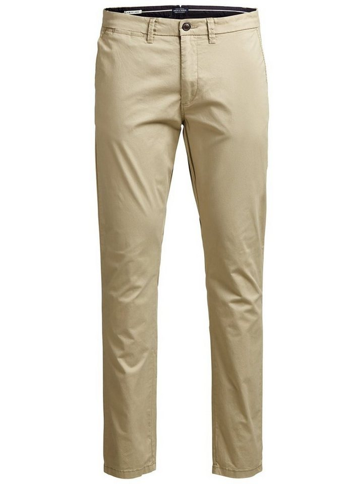 Jack & Jones Marco AKM 165 Chino in Chinchilla