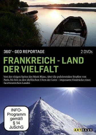 DVD »360° - GEO Reportage: Frankreich - Land der...«