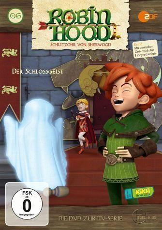 DVD »Robin Hood: Schlitzohr von Sherwood - Der...«