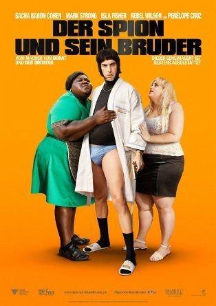 Blu-ray »Der Spion und sein Bruder«