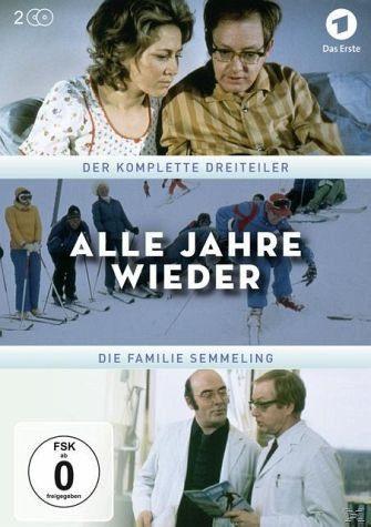 DVD »Alle Jahre wieder - Die Familie Semmeling - 2...«