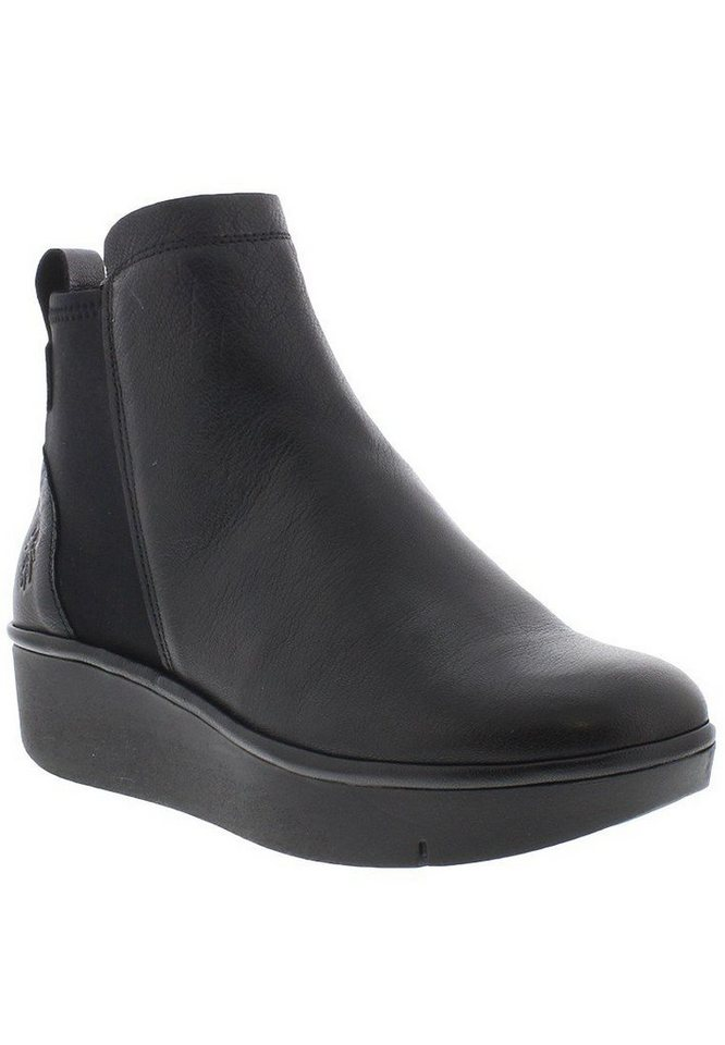 FLY LONDON Stiefelette,Wedges »JOPA676FLY« in schwarz