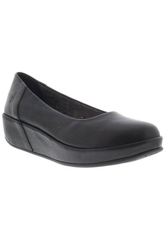 FLY LONDON Pump,Wedges »BIOT658FLY mousse« in schwarz