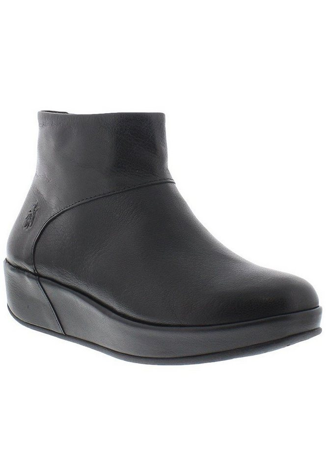 FLY LONDON Stiefelette,Wedges »BRIE662FLY mousse« in schwarz