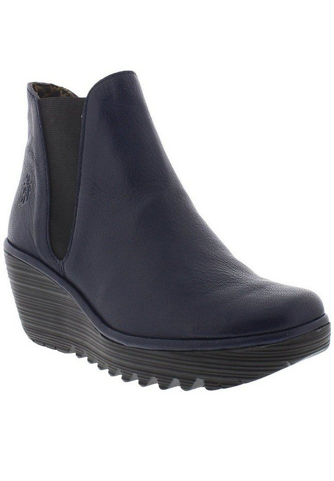 FLY LONDON Chelsea,Boots,Stiefelette »Yoss mousse« in ocean