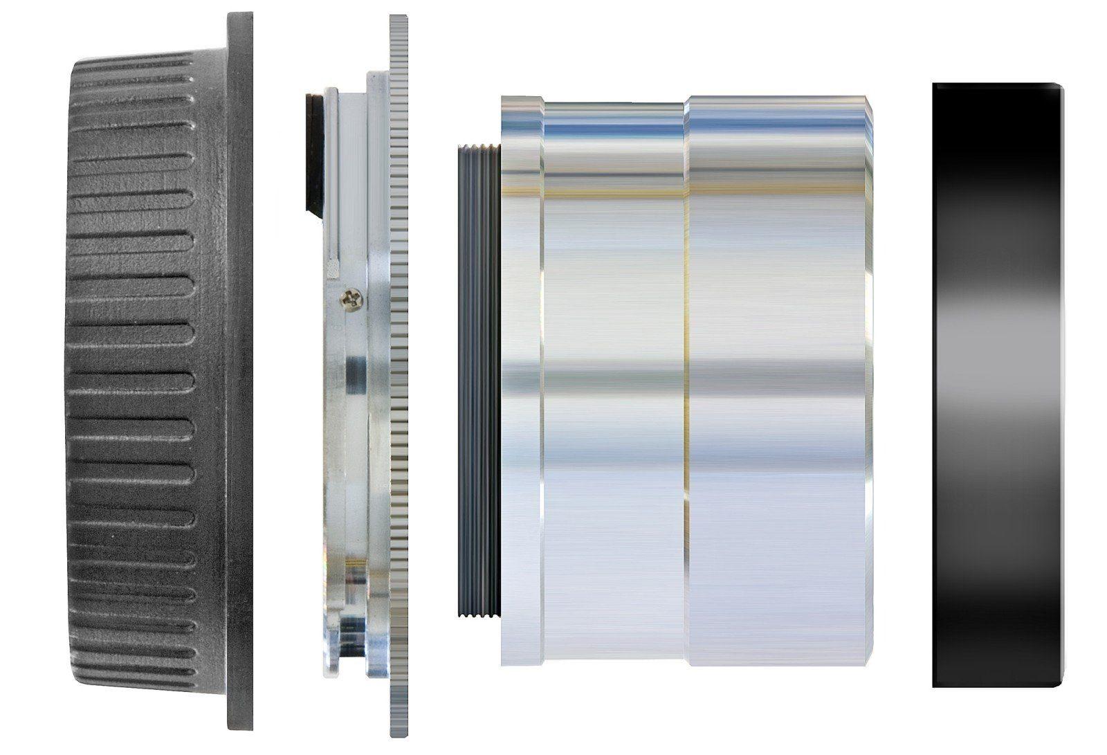 Bresser Teleskop »Explore Scientific MPCC Field Flatt. Canon EOS T2«