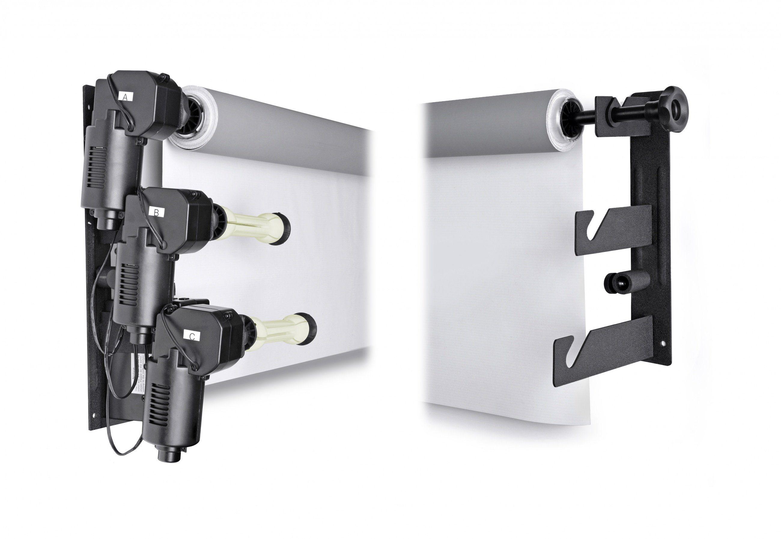BRESSER Fotostudio »BRESSER Elektrisches Aufhängesystem für 3 Rollen«