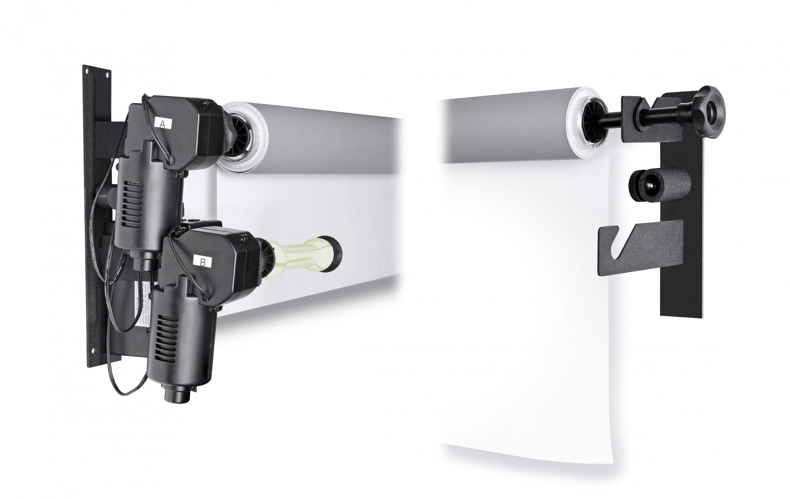 BRESSER Fotostudio »BRESSER Elektrisches Aufhängesystem für 2 Rollen«