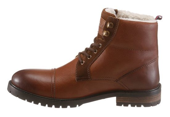 Petrolio Winter Boots, In The Trendy Used Look