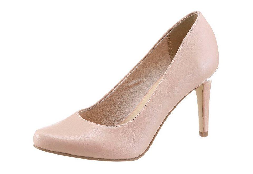 Tamaris Pumps in rosé