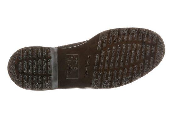 DR. MARTENS 3 Eye Shoe Schnürschuh, praktische abrieb - und rutschfeste Sohle