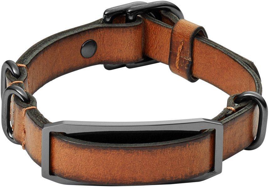 Diesel Armband, »Stackables, DX1003060« in grau-hellbraun