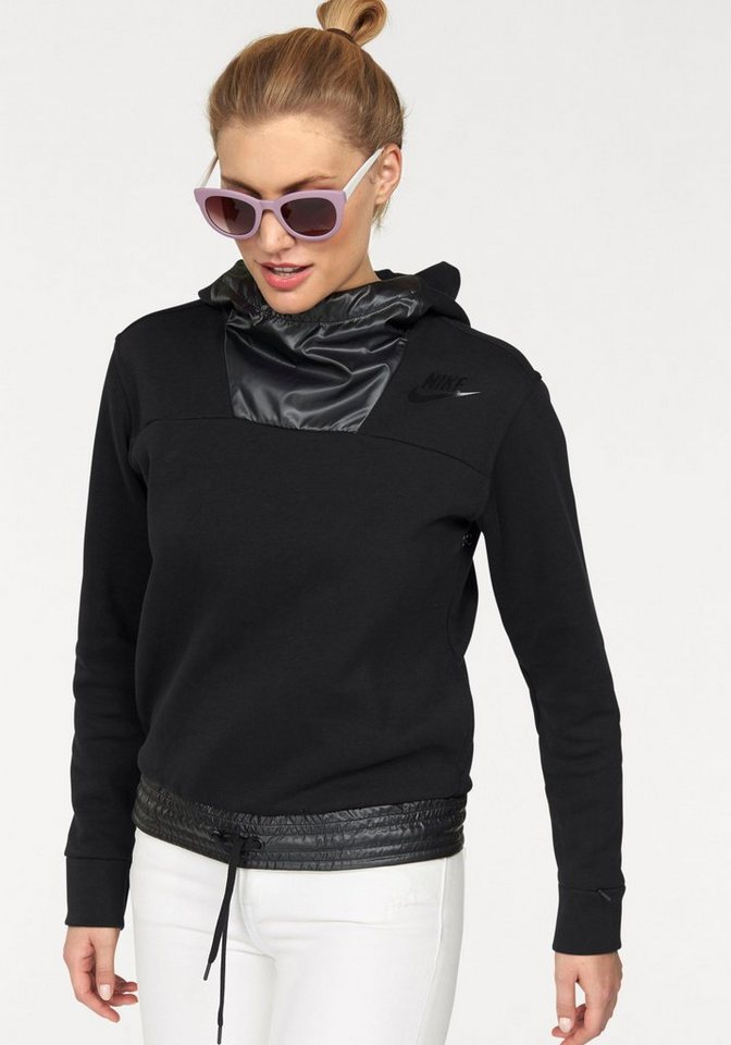 Nike Sweatshirt »SPORTSWEAR ADVANCE 15 HOODIE« in schwarz