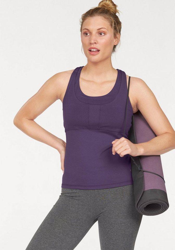 Ocean Sportswear Yogatop in lila