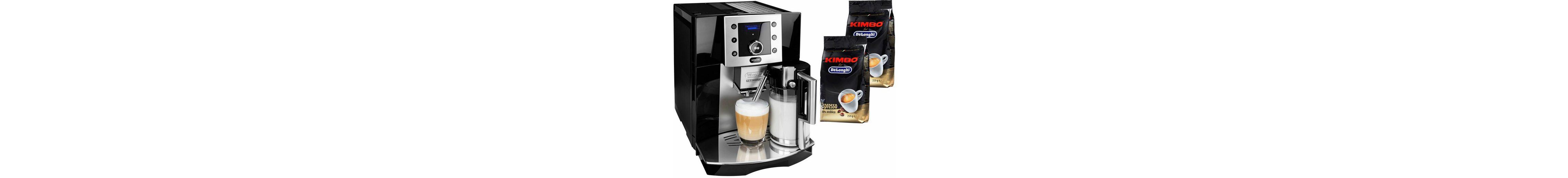 De'Longhi Kaffeevollautomat »Perfecta ESAM 5550«