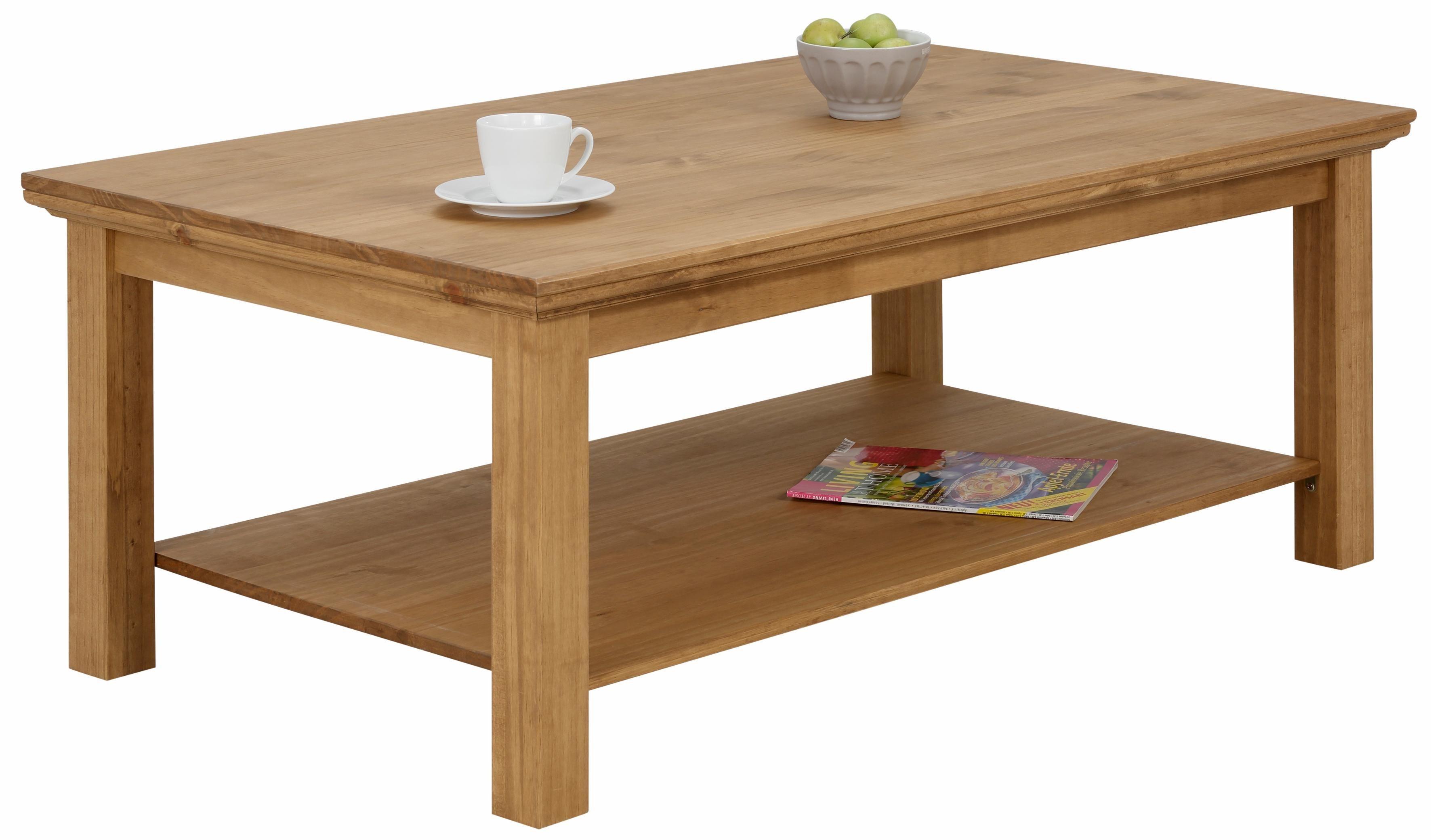 Couchtisch »Melissa«, Breite 120 cm | Wohnzimmer > Tische > Couchtische | Glanz | Holz | Home affaire