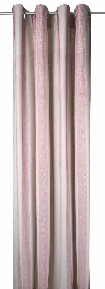 vorhang tom tailor glamour stripes mit sen 1 st ck. Black Bedroom Furniture Sets. Home Design Ideas
