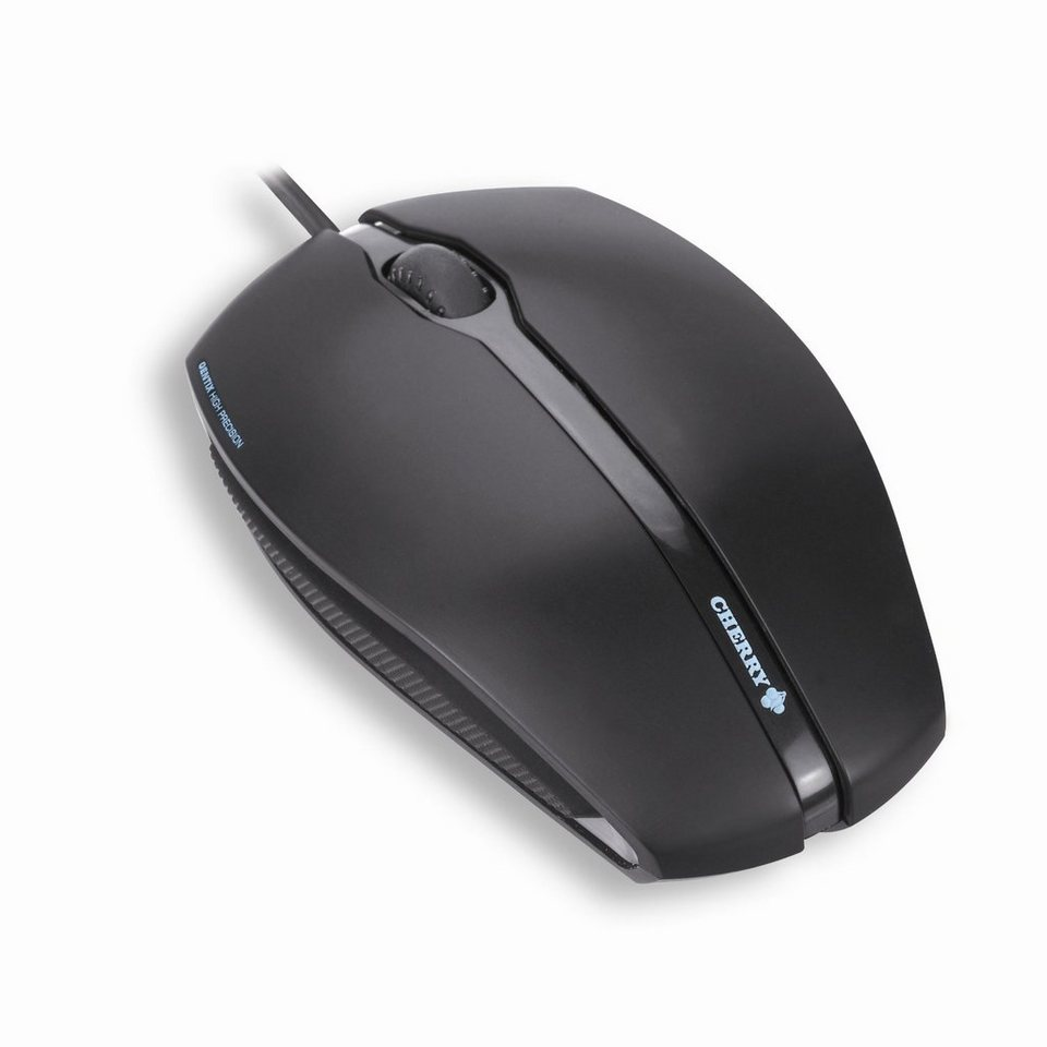 CHERRY GENTIX Corded Optical Mouse USB
