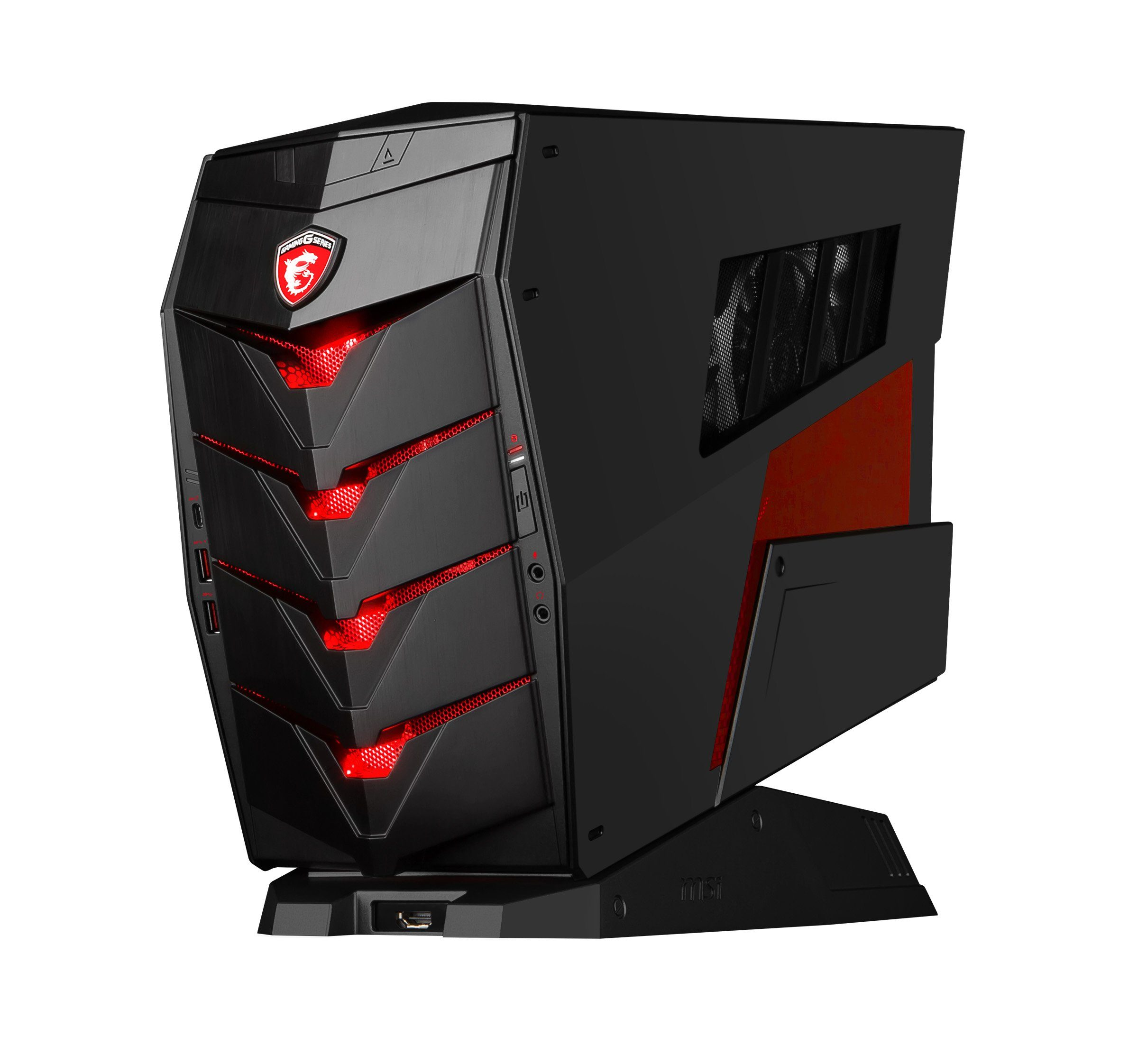 MSI Gaming PC, Intel® i7-6700K, 256GB SSD + 2TB , GeForce® GTX 1070 »Aegis X-017DE«