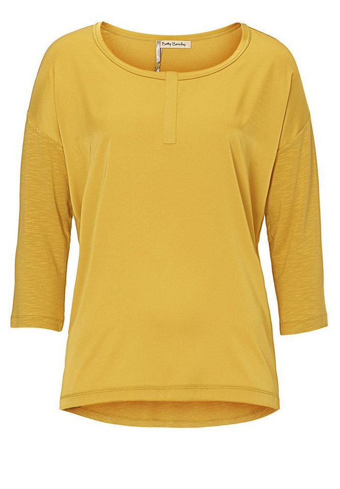 Betty Barclay Shirt in Light Honey - Braun