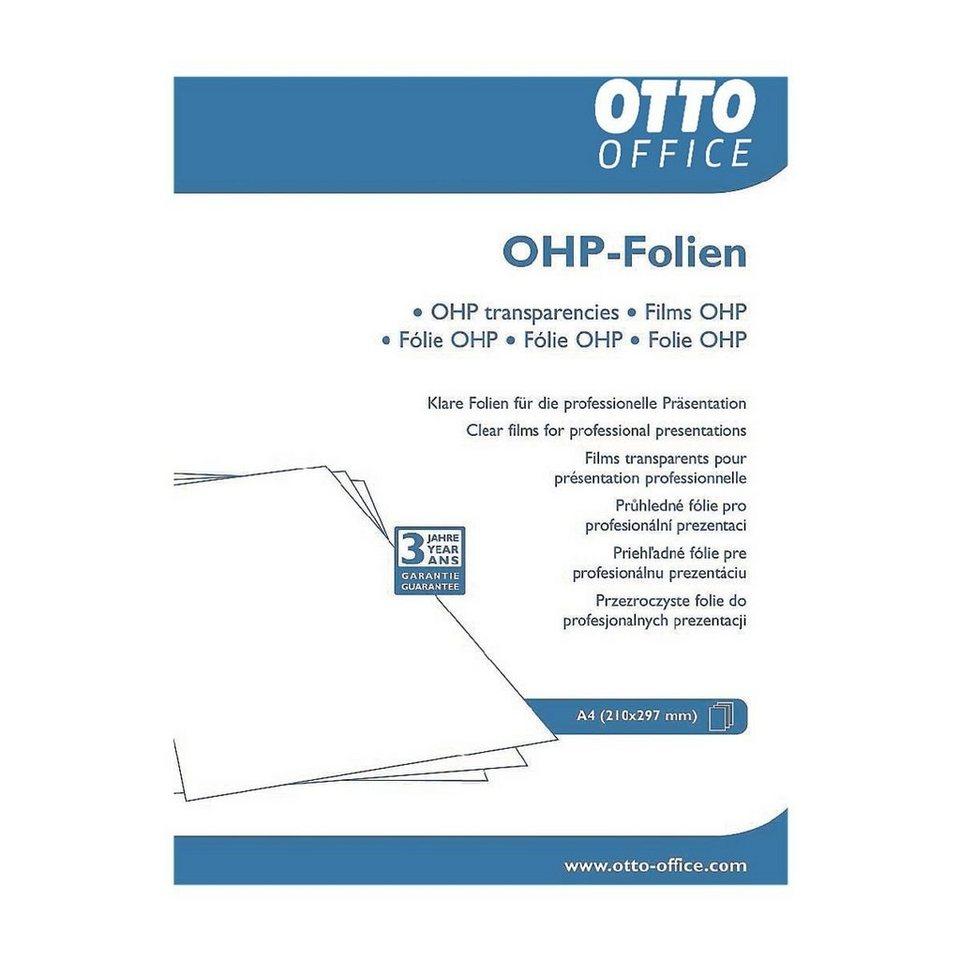 OTTO Office Standard OHP-Folien Laser