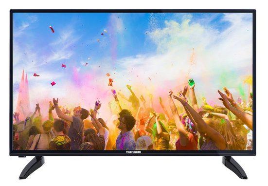 Telefunken LED-Fernseher (49 Zoll, Full HD, Triple-Tuner, SmartTV) »XF49A300«