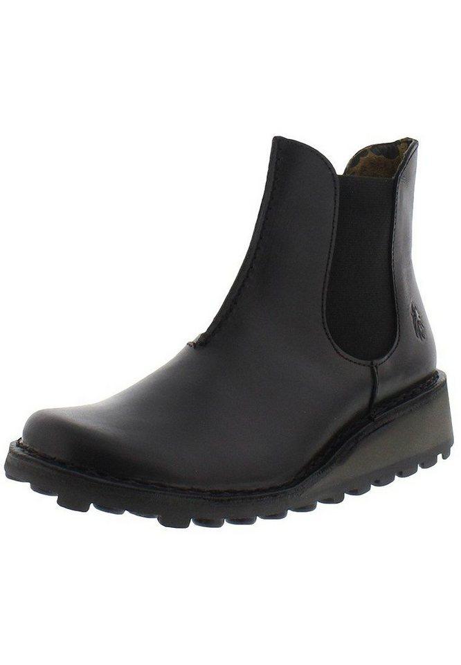 FLY LONDON Chelsea Boots »Muna« in schwarz
