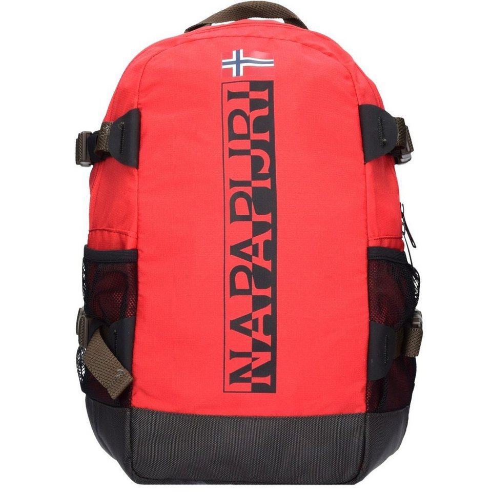 Napapijri Journey Backpack Rucksack in romantico