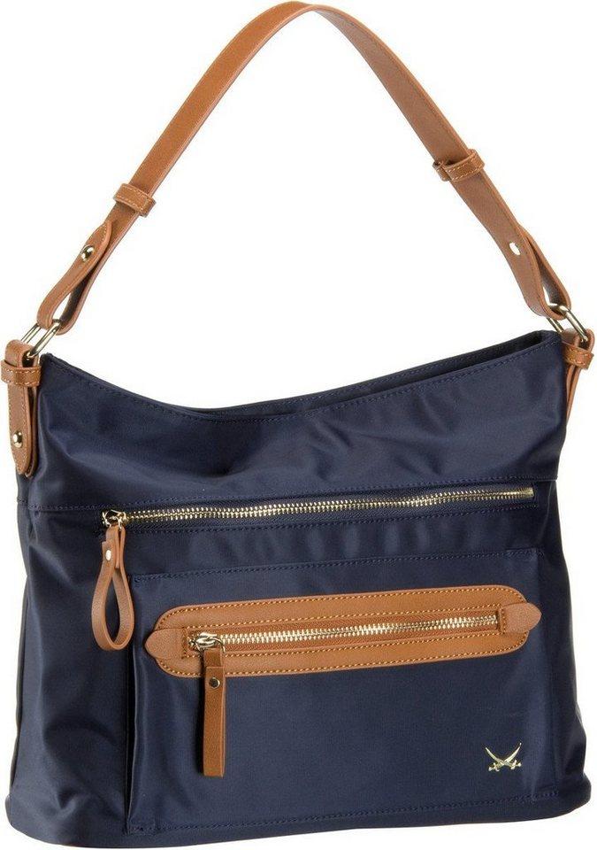 Sansibar Sporty 1025 Zip Bag in Midnight Blue