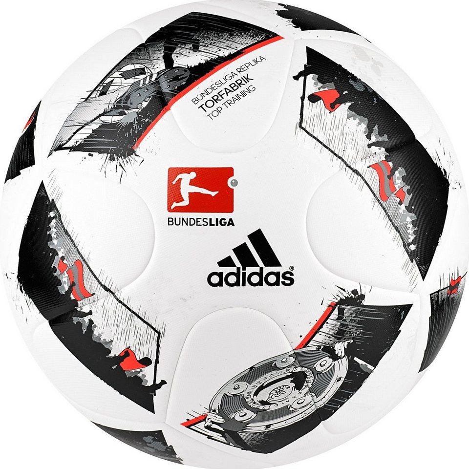 adidas Performance Torfabrik Top Training Fußball 2016/2017 in weiß / schwarz