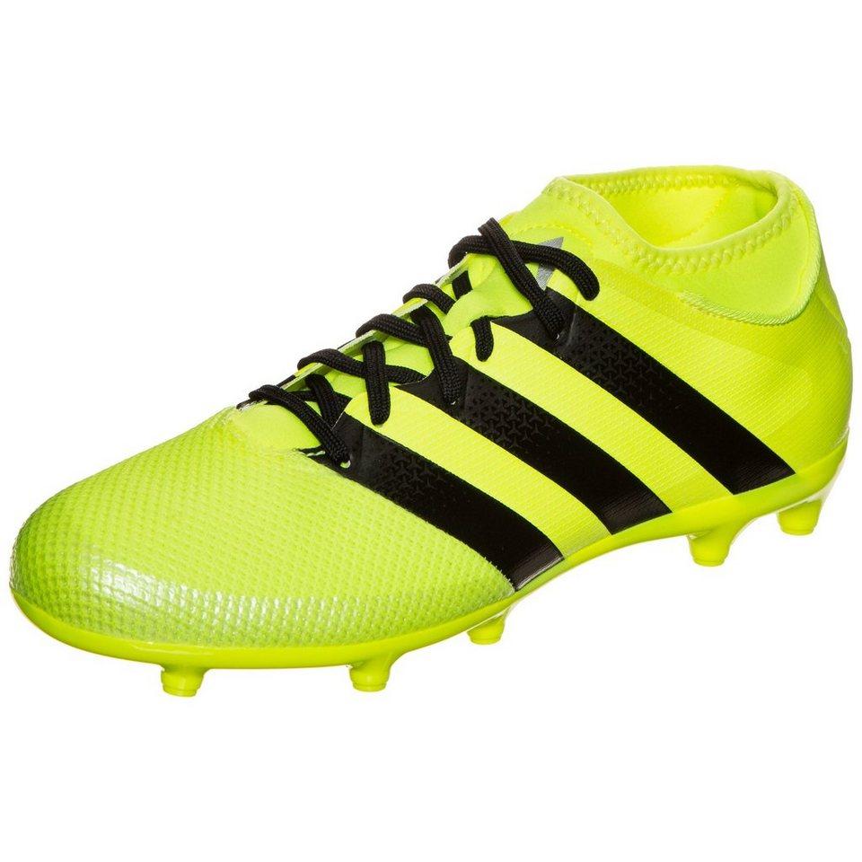 adidas Performance ACE 16.3 Primemesh FG/AG Fußballschuh Herren in gelb / schwarz