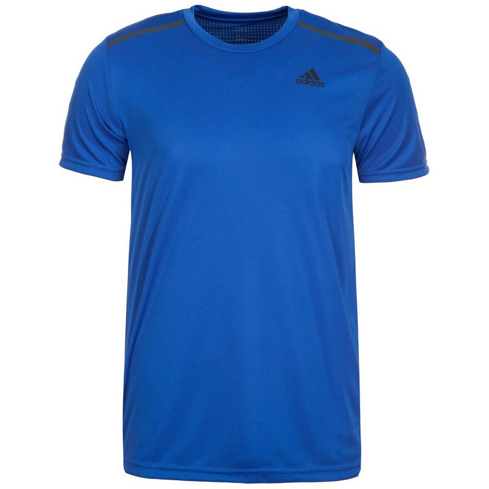 adidas Performance Cool365 Trainingsshirt Herren in blau / schwarz